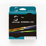 Salmologic Runningline 0,028 30m Fluo Yellow